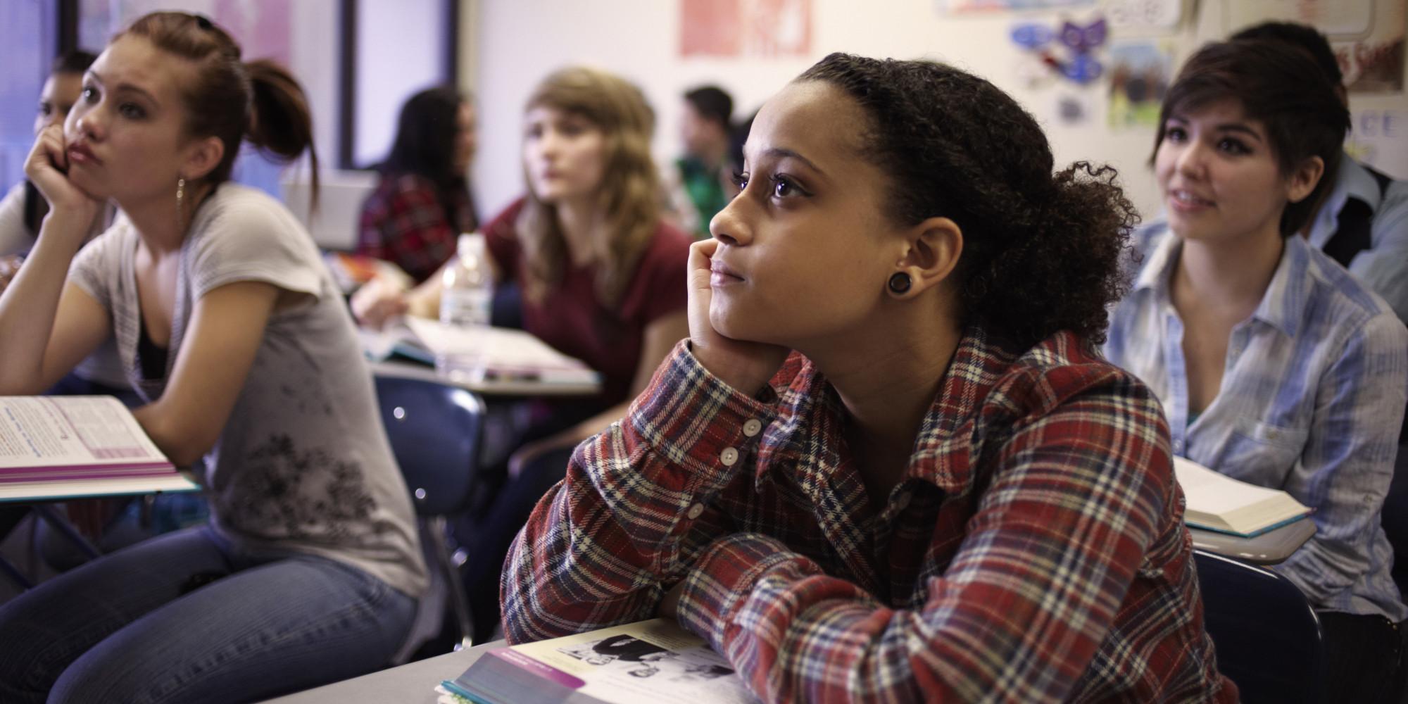 Teen Forum Students Discuss 34